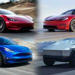 New Teslas Comes to the Market in February and March, What Are the New Features?